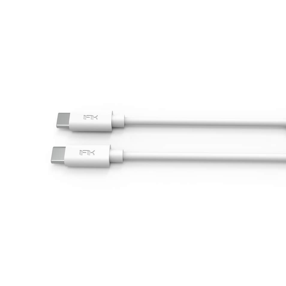 Cáp sạc USB C to USB C feeltek